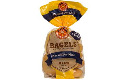 $15 for a Bagel Hamper incl. Delivery (value $30)