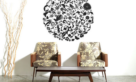 $17.80 for a Kiwiana Wall Decal (value $89)