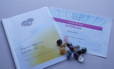 $125 for a 'How to Use Your Healing Crystals Course' with 12 Stone Kit, Manual, 12 Healing Layouts & Four Hours' Skype Tuition incl. Nationwide Delivery (value  $360)
