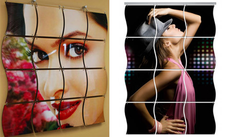 From $79 for a Personalised Mutli-Panel High Gloss Aluminium Photo Mural Incl. Nationwide Delivery