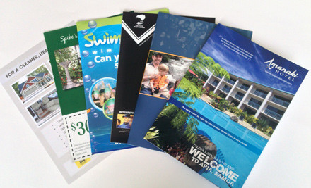 From $99 for 500 A5 Premier Leaflets (value up to $301)