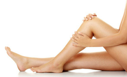 $349 for up to $4,000 Worth of Hair Removal Treatments incl. Lower Legs (value up to $4,000)