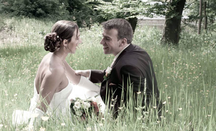 50% off a Wedding Photography Package (value up to $3,200)