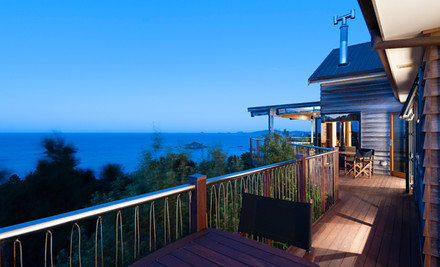 $495 for Two Nights of Luxury Accommodation for Two People incl. a Full Breakfast (value $1,190)
