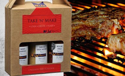 $20 for Wild Appetite Take N Make Gift Packs