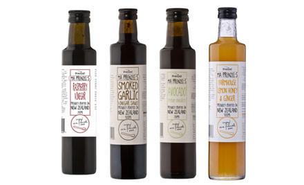 $73 for a Vinegar, Garlic Sauce, Coarse Salt & Dukkah Gift Pack (value $103)