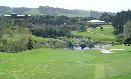 $18 for 18 Holes of Golf (value $42.50)