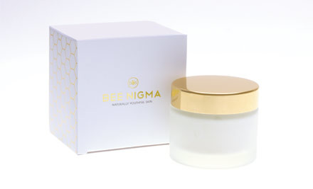 $58 for a 65ml Jar of Gift-Wrapped Premium Bee Venom Cream, $106 for Two Jars or $140 for Three Jars incl. Nationwide Delivery (value up to $372)