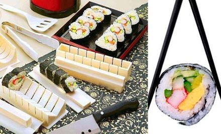 $19 for a Sushi Maker Set incl. Sushi Knife