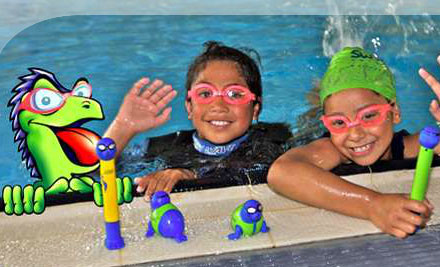 $28 for Five Intensive School Holiday Swimming Lessons with Rotorua Swimsation (value $52.50)