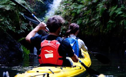 Three-Hour Glow Worm Adventure Kayak Trip