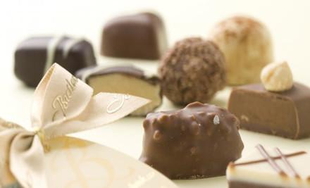 $10 for 10 Handmade Chocolates (value $26)