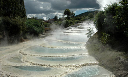 Up to 53% off a Hot Thermal Pool Entry or a Wairakei Terraces Walkway Entry (value up to $25)