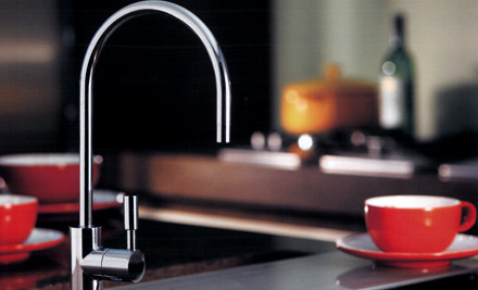 $298 for a Commercial Grade Water Filter System incl. Tap & Installation (value $615)