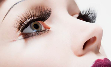 $49 for Party Lashes or $59 for a Full Set of Eyelash Extensions & $10 Voucher for Future Extensions (value up to $180)