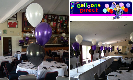 $30 for 20 Helium Balloons (value $60)