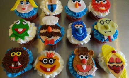 $30 for a Two-Hour Cupcake Decorating Course incl. Recipes & Cupcakes to Take Home