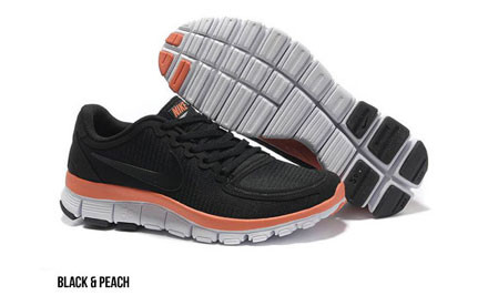 $155 for a Pair of Women's Nike Free 5.0 Running Shoes (value $225)