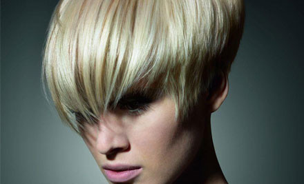 $99 for a Shampoo, Head Massage, Cut, Style, Colour Service, Conditioning Treatment, Blow-Wave Finish, Mini Manicure & a $20 Voucher Towards Your Next Visit (value up to $201)