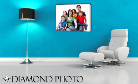 $39 for One A2 Canvas or $75 for Two A2 Canvases incl. Nationwide Delivery (value up to $258)