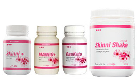 $99 for The Ultimate Slim Lite Weight Management Pack incl. Nationwide Delivery (value $439)