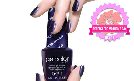 Up to 66 off hand feet nail treatments grabone 35 for a 1 hour full spa pedicure manicure or 39 for opi gel prinsesfo Image collections