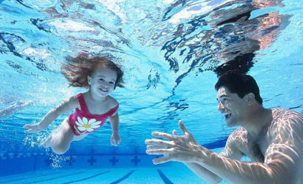 $25 for Four Swimming Lessons at SwimMagic Freyberg Community Pool or Lido Aquatic Centre (value up to $48)