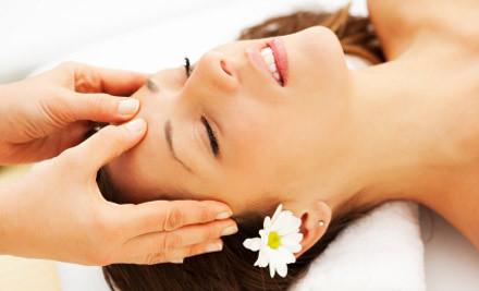 $29 for a Pure Coconut Oil Head Massage (value $60)