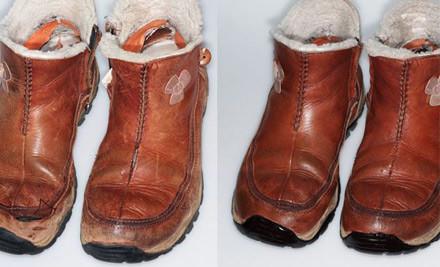 ...  20 for a  40 Voucher for Shoe   Handbag Repairs 55c04a0dce7