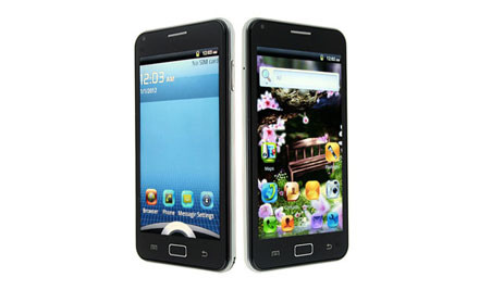 $249 for an Unlocked Five-Inch Dual Sim Dual Core Android 4.04 Smartphone incl. One-Year Warranty & Nationwide Delivery