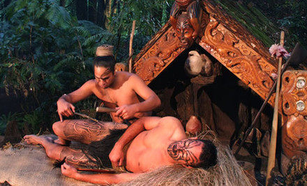 $119 for Two Nights in a Dorm Room for One Person, Daily Continental Breakfast & Two $10 Food & Beverage Vouchers, an Adult Ticket to Tamaki Maori Village & an OGO Ride (value $246)