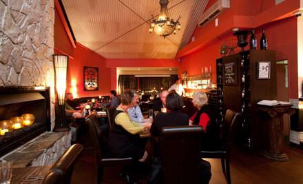 $25 for $50 Food & Beverage Voucher at Diva Bistro & Bar, Havelock North (value $50)