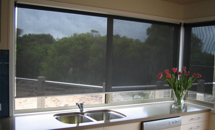 Up to 50% off Made to Measure UV Sunscreen Roller Blinds incl. Delivery (value up to $600)