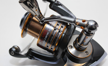 $89 for Huihuang Bull Shark NAG Spinning Reel or $99 for a Saltwater Level Fishing Spinning Reel incl. Nationwide Delivery