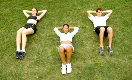 $79 for One Month of Outdoor Group Fitness Classes (value up to $160)