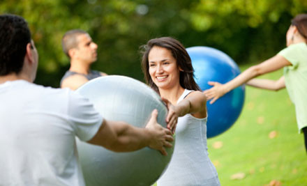 $119 for Six Weeks (30 Sessions) of Group Fitness Training (value $250)