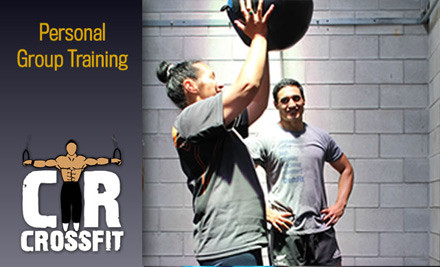 $89 for a Six Week CrossFit 18 Session Training Package (value $289)