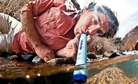 $33 for a Life Straw