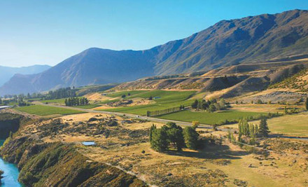 $299 for a One-Night Luxury Package for Two or $655 for a Two-Night Luxury Package incl. a Gibbston Valley 'de Vine' Cycle Tour at Arrowtown House Boutique Hotel (value up to $1,558)