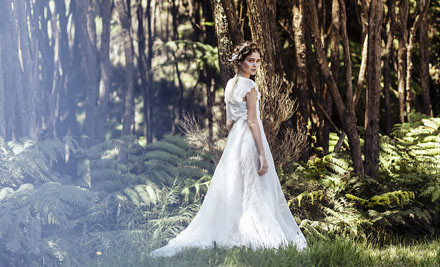$1,250 for a Full Wedding Photography Package (value $2,500)
