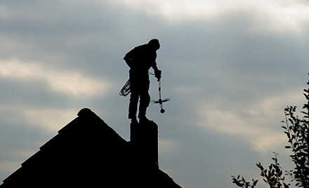 $45 for a Flue or Chimney Sweep & Safety Check (value $85)