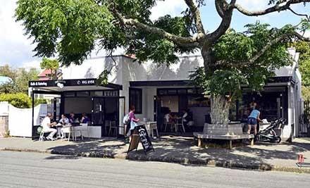 Five Loaves Cafe Devonport Menu