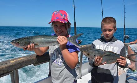 8-Hour Fishing Trip in Tauranga
