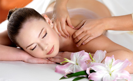 $49 for a Deluxe Pamper Package incl. a 30-Minute Nimue Facial & 30-Minute Back, Neck & Shoulder Massage (value $120)
