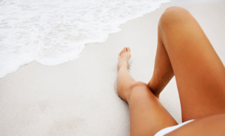 $28 for a Brazilian Wax for Men or Women (value $57)