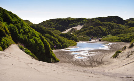 $295 for Two Nights for up to Ten People in a Three-Bedroom Holiday Home at Himitangi Beach, Manawatu (value up to $700)