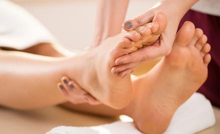 Rejuvenating Foot Spa Package