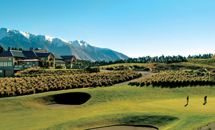 From $299 for One Night of Luxury for up to Four People in a Two Bedroom Villa Suite incl. Rounds of Golf or $399 to incl. Breakfast (value up to $850)