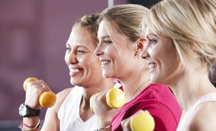 $30 for a 30 Day Membership at Contours Ladies Only Gym - Choose from Albany, Glen Innes, Greenlane, Henderson or Highland Park (value $150)