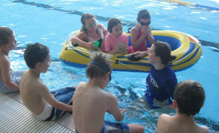 $35 for One Week of Swimming Lessons (value $70)